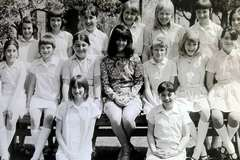 Mrs Plested's Class 1973